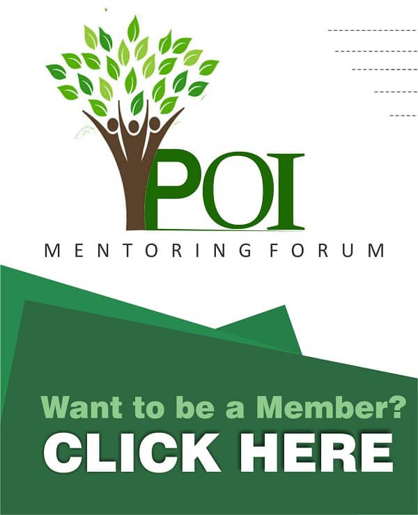 Become a Member of POI Mentoring Forum